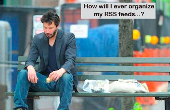 Sad RSS Keanu
