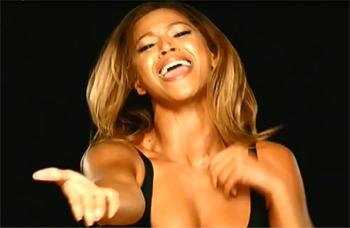 Beyonce says Listen