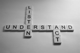 Listen. Understand. Act.
